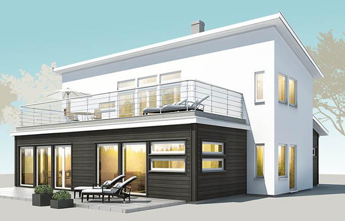 Комфортные дома от 150 до 200 кв.м.